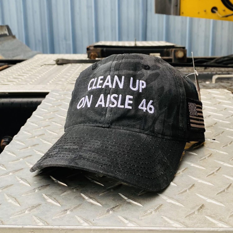Clean Up On Aisle 46 Impeach Biden Cap